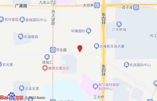 宝元大厦爱工场北化机械厂办公楼(图11)
