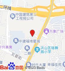 中建三局武汉中心医院