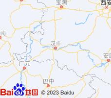 汉中电子地图