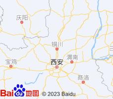 铜川电子地图