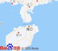 海口电子地图