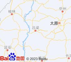 吕梁电子地图