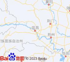 宜昌电子地图
