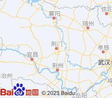 荆门电子地图