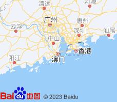 珠海电子地图