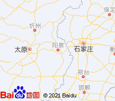 阳泉电子地图
