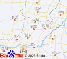 鹤壁电子地图