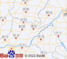 濮阳电子地图