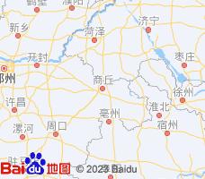 商丘电子地图