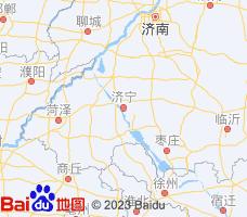 济宁电子地图
