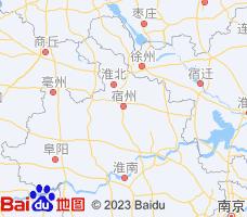 宿州电子地图