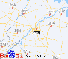 济南电子地图