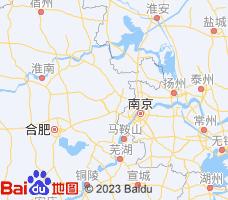 滁州电子地图