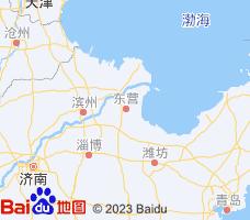 东营电子地图