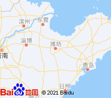 潍坊电子地图