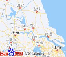 泰州电子地图
