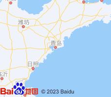 青岛电子地图