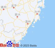 温州电子地图