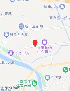 上虞旅游地图