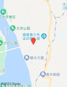 丹江口旅游地图