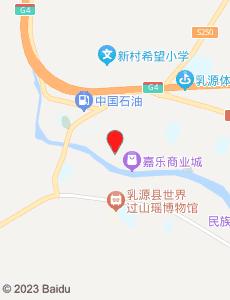 乳源旅游地图
