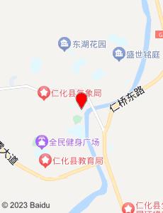 仁化旅游地图