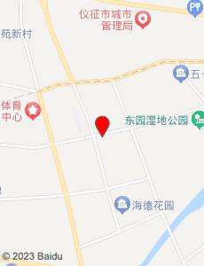 仪征旅游地图