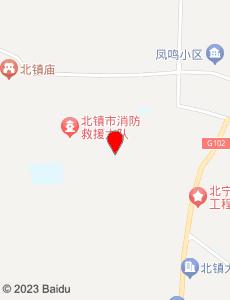 北镇旅游地图
