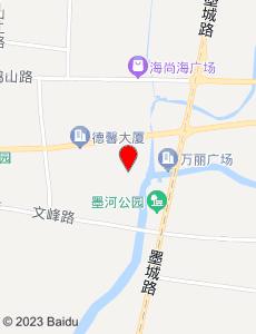 即墨旅游地图