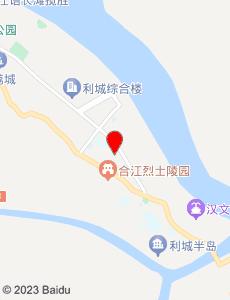 合江旅游地图