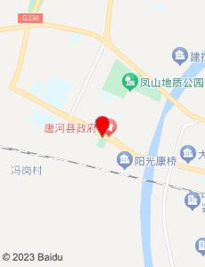 唐河旅游地图