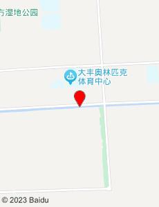 大丰旅游地图