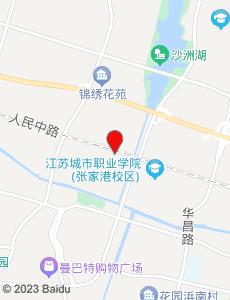 张家港旅游地图