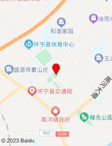 怀宁旅游地图