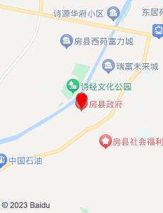 房县旅游地图