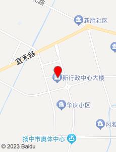 扬中旅游地图