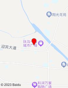 扶沟旅游地图
