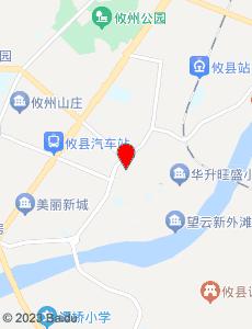 攸县旅游地图