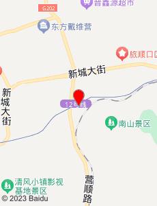 旅顺旅游地图