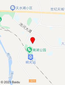 明光旅游地图