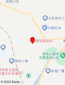 昔阳旅游地图