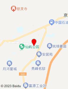 柘荣旅游地图