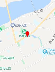 樟树旅游地图