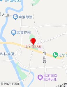 江宁旅游地图