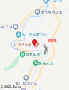 沐川旅游地图