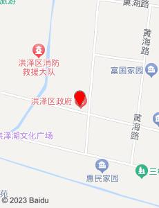 洪泽旅游地图