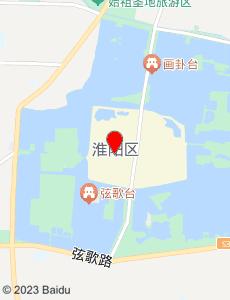 淮阳旅游地图