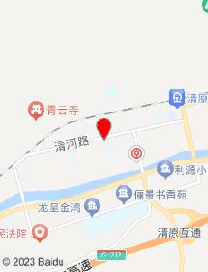 清原旅游地图