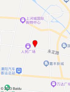 溧阳旅游地图