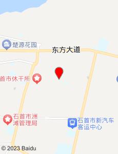 石首旅游地图